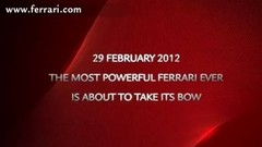 Ferrari : la remplaçante de la 599 GTB sera dévoilée le 29 février