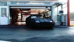 Nouvelle Ferrari à Genève