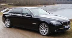 Essai BMW 750Li xDrive : bonus et stock options inclus