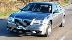 Lancia Thema : la version quatre roues motrices sera bien à Genève