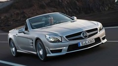 Mercedes SL63 AMG : Machine à scalps !