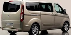 Ford Tourneo Custom Concept : le Transit avance