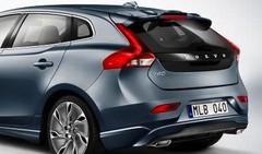 Nouvelle Volvo V40 2012 : la compacte au look de SUV