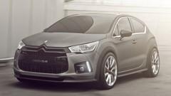 Citroën DS4 Racing Concept : Intentions belliqueuses