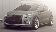 Citroën DS4 Racing Concept : à l'assaut de la Mégane RS