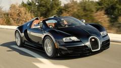Bugatti Veyron Grand Sport Vitesse : Cauchemar de coiffeurs