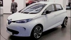 La Renault Zoé dans sa forme définitive