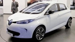 La nouvelle Renault ZOE en photo !