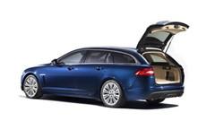 Jaguar XF Sportbrake, seulement en diesel !