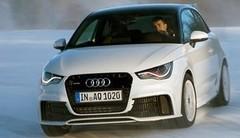 Essai Audi A1 Quattro 2.0 TFSI 256 ch : Vous avez dit petite ?