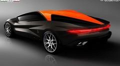 Concept Bertone Nuccio : inspiré par la Lancia Stratos