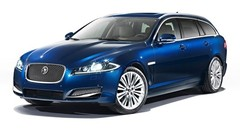 Jaguar XF Sportbrake officiel