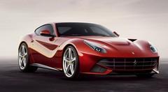 Ferrari F12 Berlinetta : bel Ecrin