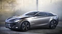 Hyundai i-Oniq : concept électrique avec prolongateur d'autonomie