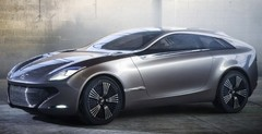 Le Hyundai i-oniq concept préfigure l'hybride de demain