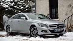 Essai Mercedes CLS 250 CDI : candeur et opulence