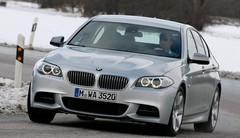 Essai BMW M550d : trithérapie