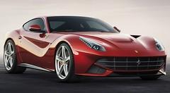 Ferrari F12 Berlinetta, de 490 à 350 g/km de CO2