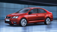 Seat Toledo Concept en photos officielles