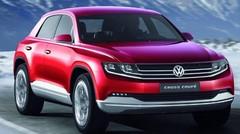 Volkswagen Cross Coupé TDI Hybrid Plug-in : Appétit d'oiseau