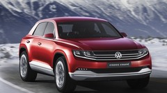 Volkswagen Cross Coupé Hybrid Diesel : Refonte interne