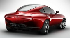 Touring Superleggera Disco Volante 2012