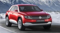 Le Volkswagen Cross Coupé, maintenant en hybride Diesel