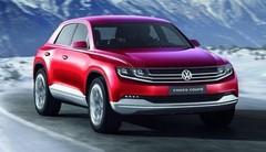 Le concept Volkswagen Cross Coupé classé à 1,8 litre/100 km !