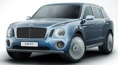 Bentley EXP9F Concept, le SUV limousine