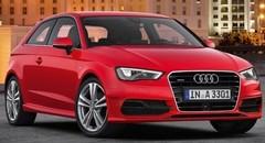 La nouvelle Audi A3 joue la continuité de facade