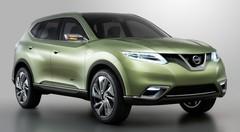 Nissan Hi-Cross Concept : L'adieu au X-Trail