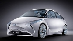 Toyota FT-Bh : L'hybride optimisée