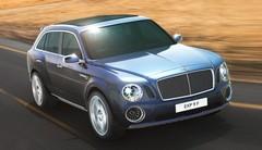Bentley EXP 9 F Concept : Lèse majesté ?