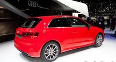 L'Audi A3 présentée officiellement
