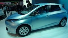 Renault Zoé : fierté électricité