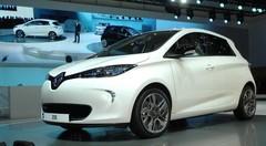 Renault Zoe : Entre gris clair et gris foncé