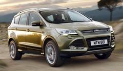 Ford Kuga 2 : Débarquement en Europe