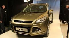 La vidéo de la Ford Kuga