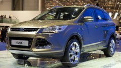 Ford Kuga: né d'une fusion