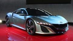 Honda NSX Concept : le retour d'une légende