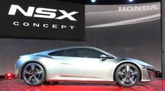 Honda NSX : une supercar hybride
