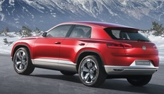 Pour l'Europe, le Volkswagen Cross Coupé hybride rechargeable passe au Diesel
