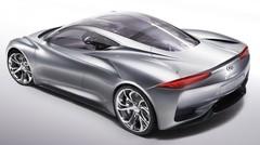L'Infiniti Emerg-E, une sportive électrique à prolongateur d'autonomie