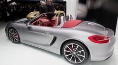 Porsche Boxster : la nouvelle génération