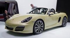 Porsche Boxster : toutes nos photos
