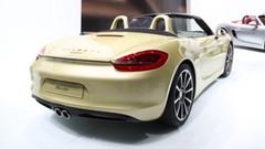 Nouvelle Porsche Boxster, génération mature