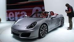 La Porsche Boxster en vidéo