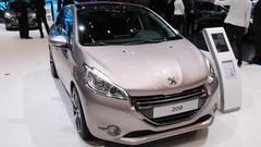 Répétition générale pour la Peugeot 208