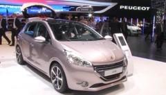 La Peugeot 208 et 208 GTI Concept en vidéo