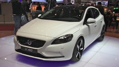 Volvo V40 : en direct du Salon